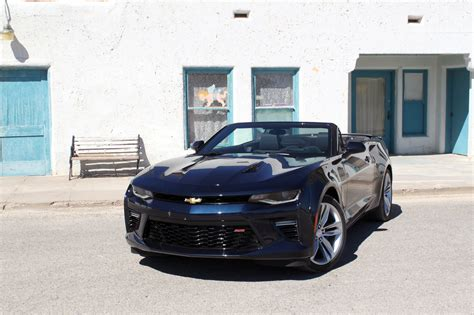 2016 Chevy Camaro Review by 2016 Chevrolet Camaro Convertible Review Autoguide