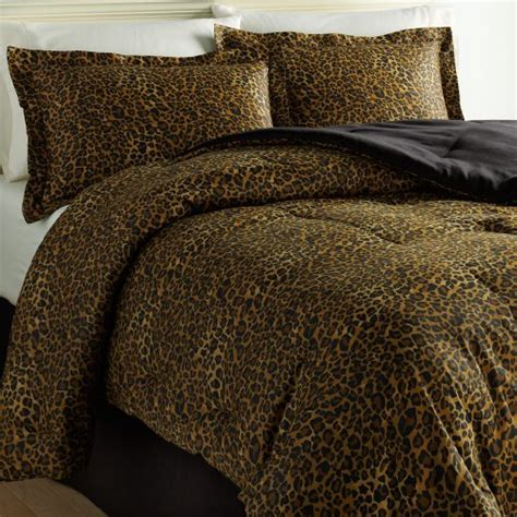 scent sation wild life 4 piece comforter set king