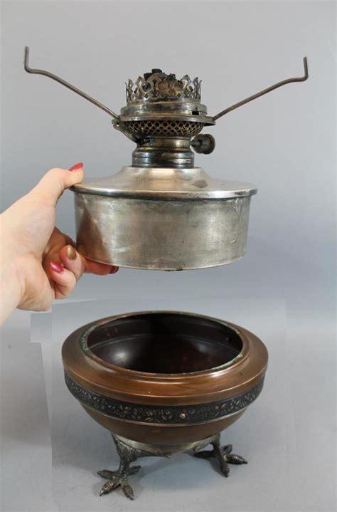 Ebay Antique Kerosene Ls by Antique Silver Bronze Meriden Company Kerosene L