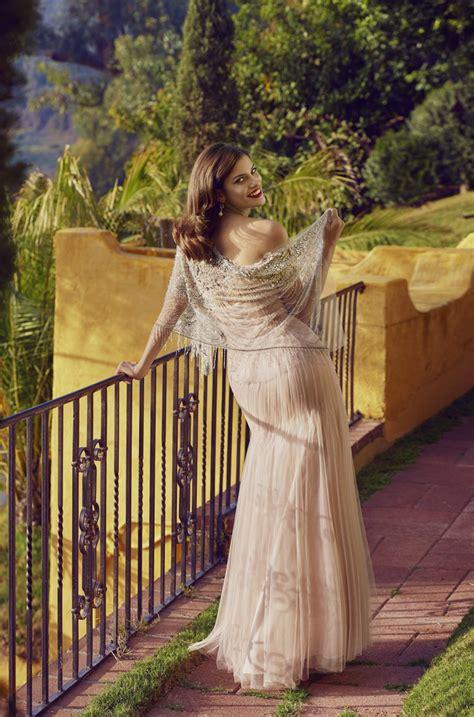 hollywood glam wedding bhldn