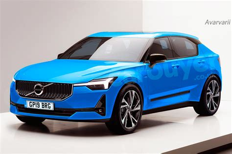 The New Volvo by All New Volvo V40 On The Way Carbuyer