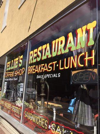 Kindly and genuinely engage with each customer, delivering exceptional customer service. Ellies Coffee Shoppe, Concord - Menu, Prices & Restaurant Reviews - TripAdvisor