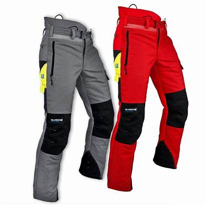 Chainsaw Trousers Ventilation Pfanner Ppe Type Clothing