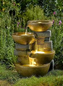 56, Awesome, And, Creative, Diy, Inspirations, Water, Fountains, In, Backyard, Garden