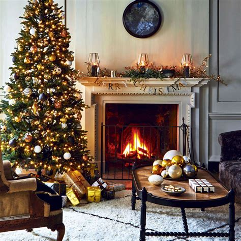 10% coupon applied at checkout save 10% with coupon. Christmas living room decorating ideas - Living room for ...