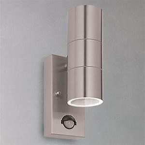 buy john lewis sabrebeam 2 light led outdoor light with With outdoor security lighting john lewis
