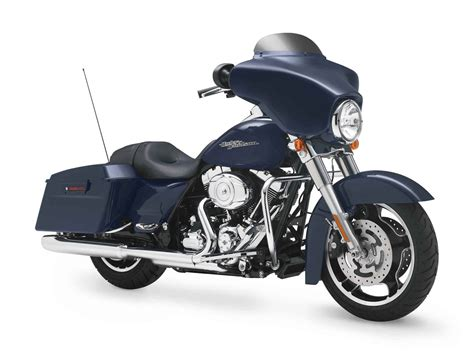 2012 Harley-davidson Touring Flhx Street Glide Pictures