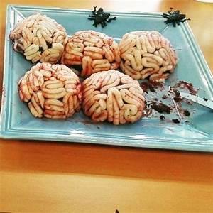 Halloween Muffins Rezepte Mit Bild : halloween rezepte gruselige kekse gehirn und blutige augen ~ Frokenaadalensverden.com Haus und Dekorationen