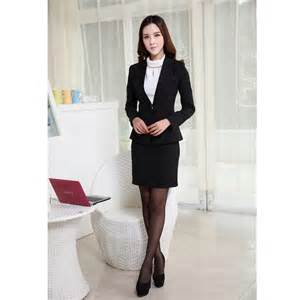 Women in Business Skirt Suits Office