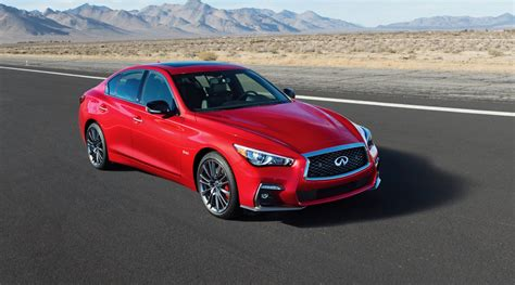2018 Infiniti Q50 Gets Refreshed  The Torque Report