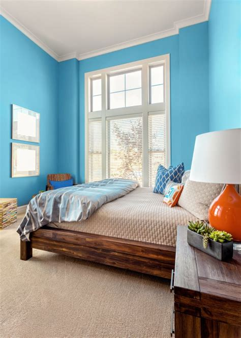 couleur pour chambre ado tendance deco chambre adulte 6 davaus couleur bleu pour