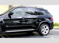 2008 BMW X5 48i Jet Black YouTube
