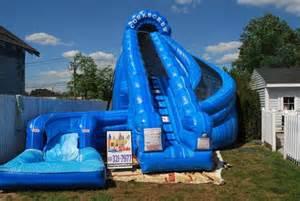 Inflatable Water Slide Rentals