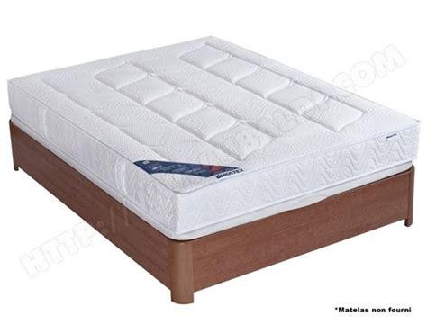 sommier coffre madera bultex sommier 90 x 190 bultex lit coffre madera 90x190 cerisier pas cher ubaldi