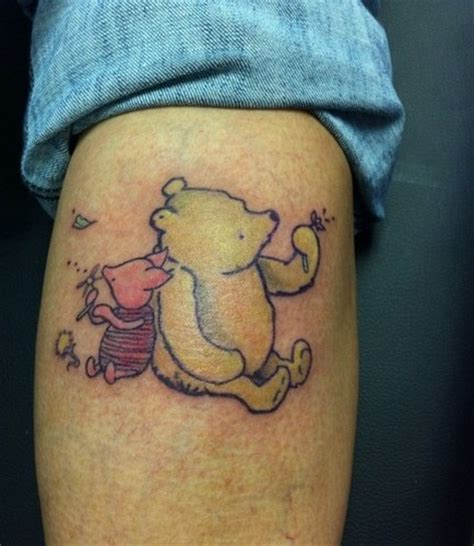 Pooh Tattoo Designs winnie  pooh tattoos designs ideas  meaning 434 x 500 · jpeg