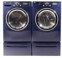 LG Washer and Dryer Colors