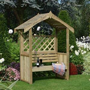 garden street harrogate wooden arbour garden street With katzennetz balkon mit garden furniture sale uk