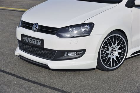 volkswagen polo white modified vw polo tuning pictures