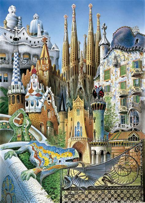 L'architecture Que Vous Ne Devez Pas Manquer à Barcelone
