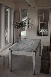 38, Adorable, White, Washed, Furniture, Pieces, For, Shabby, Chic, And, Beach, D, U00e9cor