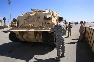 Marines, Airmen transport tank using strategic airlift ...