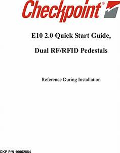 Checkpoint Systems Tr7240 Module For Eas Detection System