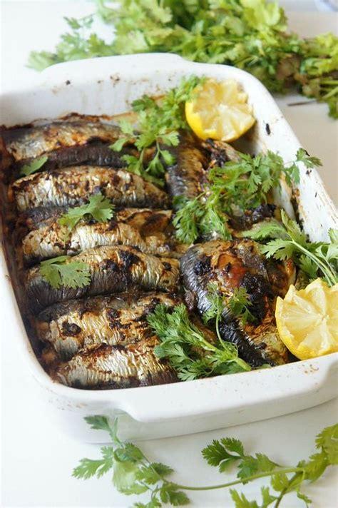 spécialité cuisine sardines au four à la marocaine coconut foodisterie et cuisine spécialité marocaine