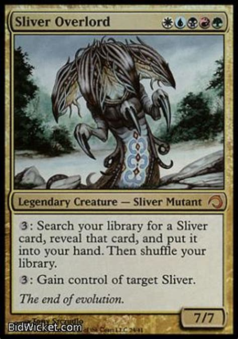 Magic The Gathering Sliver Deck by Modal Title