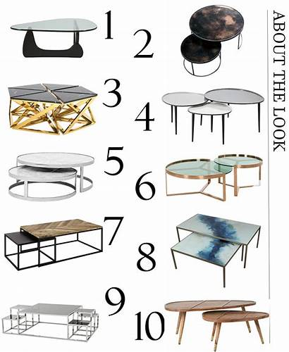 Coffee Tables Table Unusual Contemporary Need Shaped