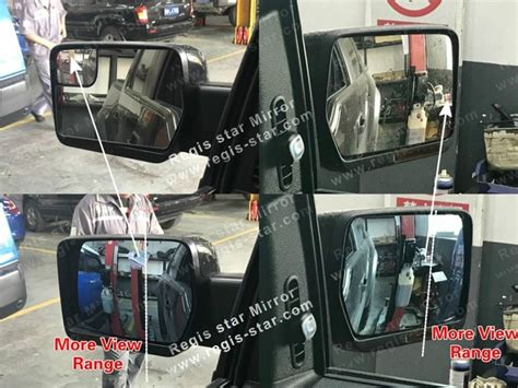 Why Is Convex Mirror Used In Vehicle?