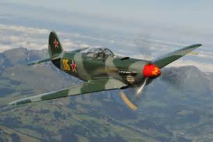 Russian WW2 Fighter Aircraft