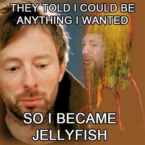 Thom Yorke Meme - image 102627 thom yorke dance remixes know your meme