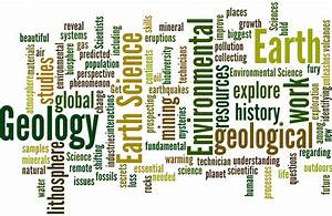 Geology  U0026 Earth Sciences
