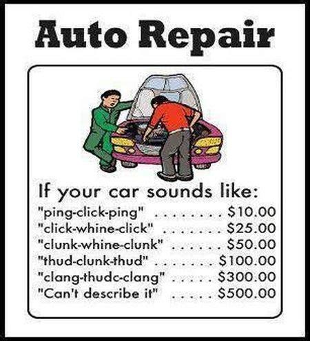 Car Repair Meme - funny auto mechanic quotes quotesgram
