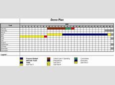 Calendar Chart Excel calendar template excel