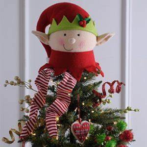 Make this year's Christmas decorations Elf themed