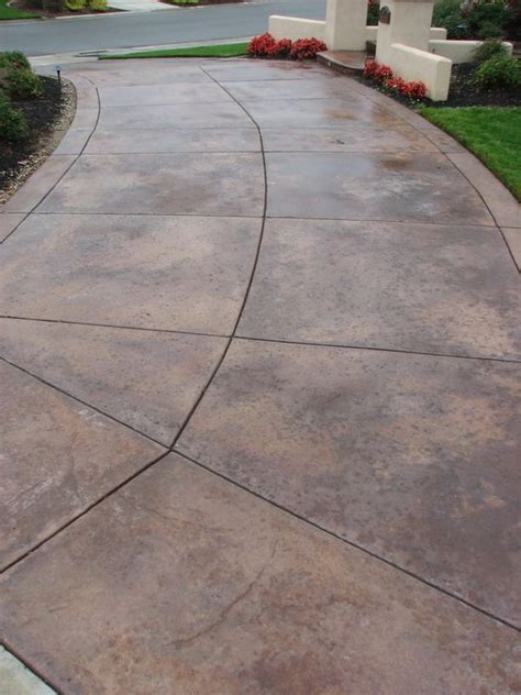 stained driveway ideas the 25 best stained concrete driveway ideas on pinterest concrete driveway pavers concrete