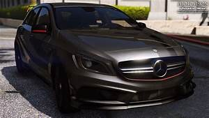 Mercedes A45 Amg Prix : mercedes benz classe a45 amg edition 1 add on replace gta5 ~ Gottalentnigeria.com Avis de Voitures