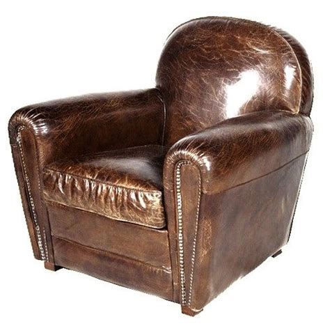cigar leather chair interiors vintage
