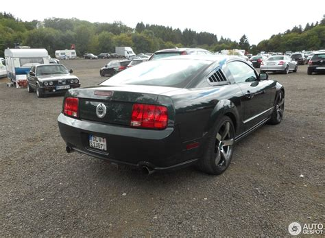 08 Mustang Bullitt by Ford Mustang Bullitt 24 August 2016 Autogespot