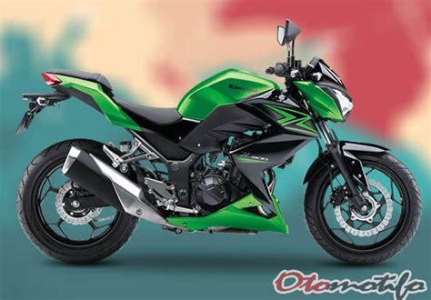 Harga Kawasaki Z250 Mofif by Harga Kawasaki Z250 2019 Spesifikasi Warna Terbaru