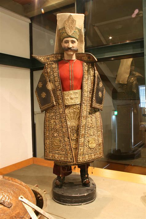 ottoman uniforms janissary cooks with