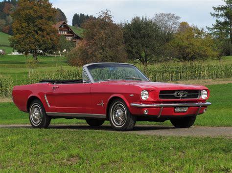 ford mustang neupreis ford mustang v8 cabriolet 289cui 1965 oldtimer kaufen