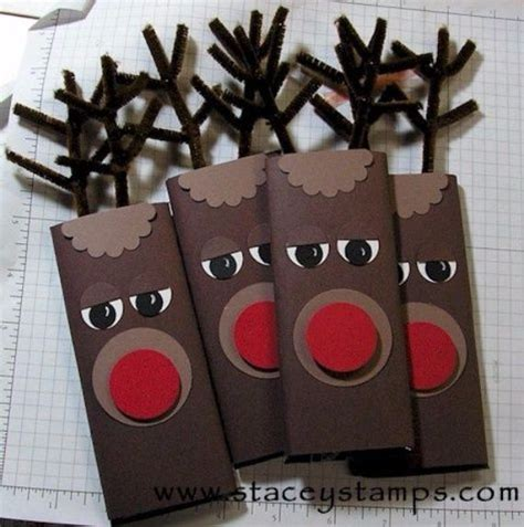 diy christmas gift wrapping ideas unique chocolate