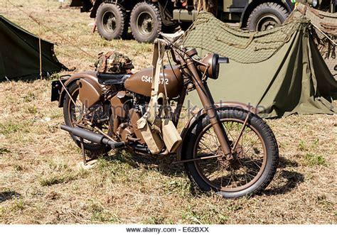 World War Two Motorbike Stock Photos & World War Two
