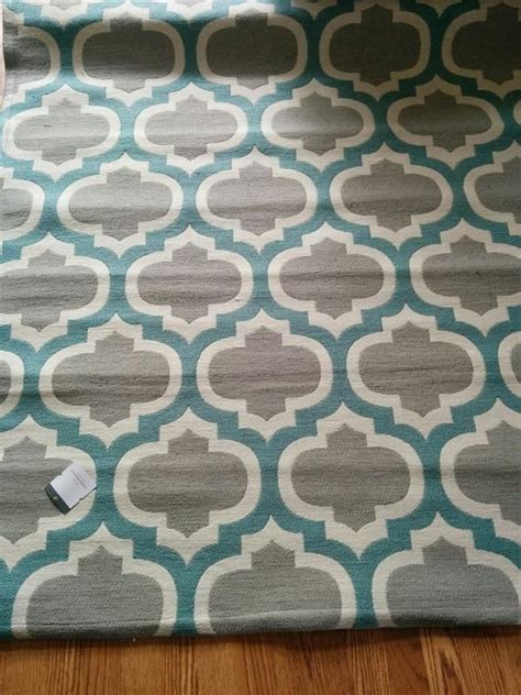 teal and grey rug teal gray area rug for the office work for it