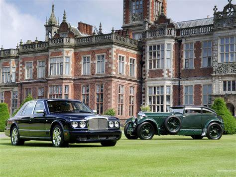 Bentley Mulsanne Classic Car Classic Mansion Castle Hd