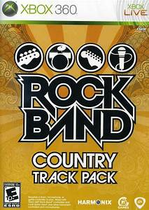 Rock Band Country Track Pack Xbox 360 Review Any Game