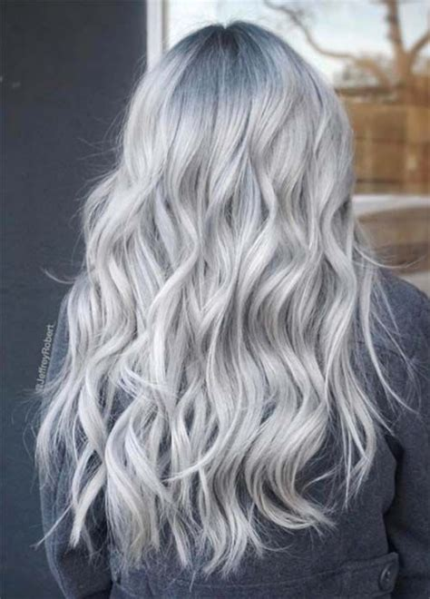 17 Best Ideas About Grey Hair Dyes On Pinterest Silver