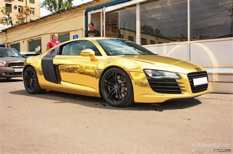 Audi R8 Hd Picture by Audi R8 Gold Wallpaper Hd Picture Highqualitycarpics